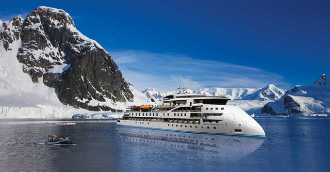 The Company Which Currently Charters Polar Pioneer For Its Antarctica And Arctic Cruises Expects To Deliver Small Ship